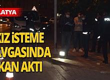 Malatya'da silahlı ve bıçaklı kavga