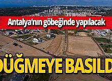 Muratpaşa Belediyesi buğday tarımı için düğmeye bastı
