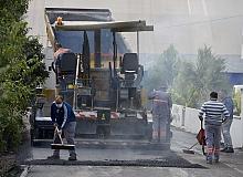 Muratpaşa Belediyesi'nin Gebizli Mahallesi'ndeki çalışmalarında sona gelindi