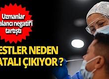 Prof. Dr. Esin Davutoğlu Şenol açıkladı: 'Yalancı negatif' yayılım riskini artırıyor