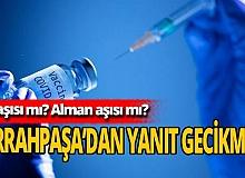 """Prof. Dr. Fehmi Tabak: """"Bugün 233 tane aşı çalışması var dünyada"""""""