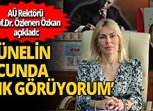 Prof. Dr. Özkan: 3- 4 hafta içerisinde aşının ne kadar etkili olacağını göreceğiz