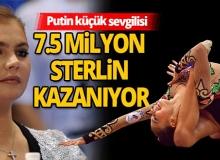 Putin'in sevgilisi olan AlinaKabaev'nın yıllık kazancı dudak uçuklattı