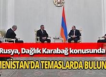 Rusya heyeti Dağlık Karabağ konusunda Ermenistan ile görüştü