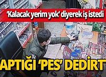 Sakarya'da 1 saat çalıştığı marketin kasasından 1000 lira çaldı