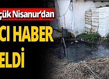 Samsun'da su birikintisine düşen 2 yaşındaki Nisanur'dan acı haber