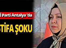 Selda Ecer İYİ Parti'den istifa ettiğini açıkladı