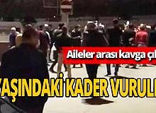 Son dakika! 2 aile arasında kavga çıktı: 4 yaşındaki Kader başından vuruldu!