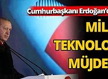 SON DAKİKA! Cumhurbaşkanı Recep Tayyip Erdoğan müjdeyi verdi: 'Başarıyla tamamlandı'