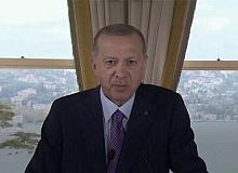 Cumhurbaşkanı Erdoğan'dan Doğu Akdeniz mesajı!