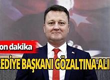 Son dakika! Menemen Belediye Başkanı Serdar Aksoy gözaltına alındı!