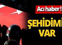 SON DAKİKA: MSB acı haberi verdi! Hakkari'de Abdurrahman Topuksuz şehit oldu!