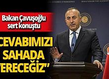 """Son dakika...Dışişleri Bakanı Mevlüt Çavuşoğlu: """"Bu işin peşini bırakmayacağız"""""""