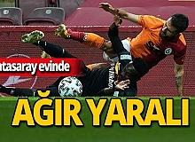 Son dakika...Galatasaray-Kayserispor maçında kazanan olmadı