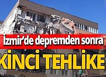 TMMOB Çevre Mühendisleri Odası İzmir Şubesi Başkanı Helil İnay Kınay'dan flaş açıklamalar