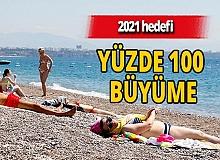 Turizmde 2021 umut yılı olacak
