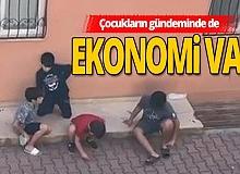 Türkiye'nin ekonomik durumu çocuklara da dert oldu