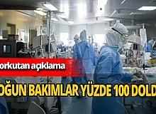 Zonguldak'ta vaka sayıları artıyor