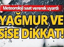 1 Aralık 2020 Salı Antalya hava durumu