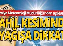 2 Aralık 2020 Çarşamba Antalya'da hava durumu