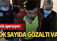 Ankara'da DEAŞ operasyonu! 18 şüpheli gözaltına alındı