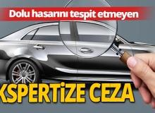 Kayseri'de emsal niteliğinde karar! Dolu hasarını tespit etmeyen ekspertize ceza