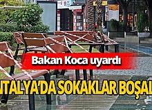 Bakan Koca 'yüzde 100 artış' yaşanıyor dedi, o kent alarm verdi!