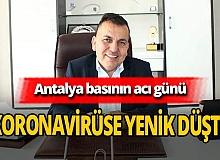 Gazeteci Yakup Kocabaş koronavirüse yenik düştü