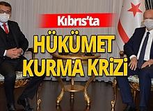 Kıbrıs'ta CTP Genel Başkanı Erhürman hükümet kurma görevini iade etti