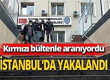 Kırmızı bültenle aranıyordu! Saduq Mehdiyev İstanbul'da yakalandı