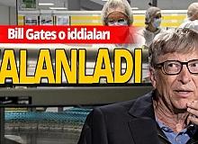 Microsoft'un kurucusu Bill Gates o iddiaları yalanladı!