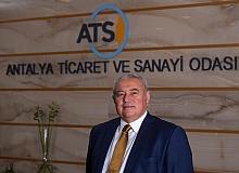ATSO Başkanı Davut Çetin müjdeyi verdi! Sıcak hava artık tarım sektörünü vurmayacak