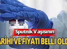 Sputnik V aşısının fiyatı belli oldu