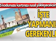 Antalya'da  toplu taşıma araçlarına HES kodu tanımlamadan biniş yapamayacaksınız!
