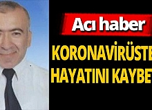Uzman Dr. Mehmet Karakum koronavirüse yenilerek hayatını kaybetti