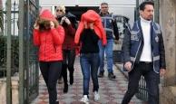 Antalya'da 25 kişi tutuklandı
