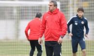Antalyaspor'da hedef turu geçmek