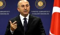 Bakan Çavuşoğlu'ndan Afrin açıklaması
