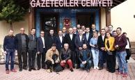 Çavuşoğlu'ndan Çalışan Gazeteciler Günü mesajı