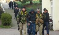 Mahsur kalan dağcılar kurtarıldı