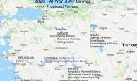 2020 Dünya Hava Oyunları Türkiye'de