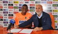 Alanyaspor Fofana ile sözleşme yeniledi