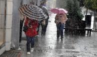 Antalya için yağmur uyarısı