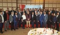 ANTİAD üyeleri Antalya basını ile buluştu