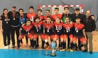 Atatürk Anadolu Lisesi Türkiye Şampiyonu oldu