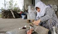 Nazife ninenin 40 yıllık su çilesi bitti
