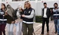 Anne ve 2 çocuğu yakalandı