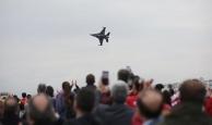 Antalya'da nefes kesen gösteri