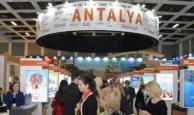 Antalya'ya yoğun ilgi devam ediyor