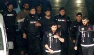 Dizi oyuncuları gözaltına alındı
